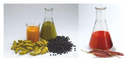 oleoresine, олеорезин - база для экстракта специй