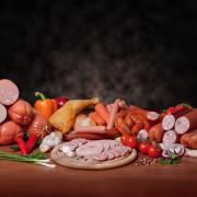 Разные колбасы