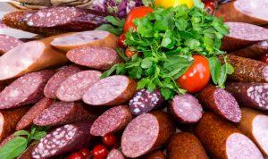 Сырокопченые и сыровяленые колбасы