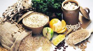 Применение пищевых волокон