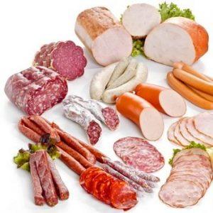 удешевления колбасных изделий